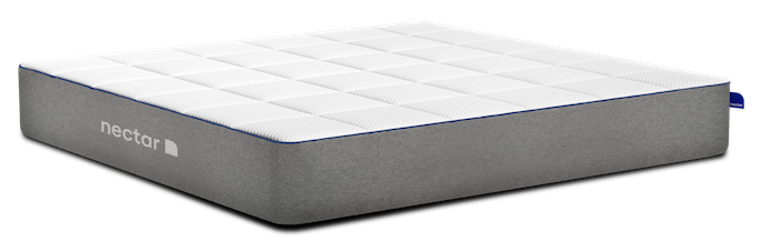 Nectar Super King Mattress Side View