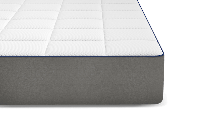 nectar memory foam mattress corner view