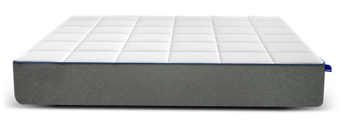 side view of nectar memory foam mattress