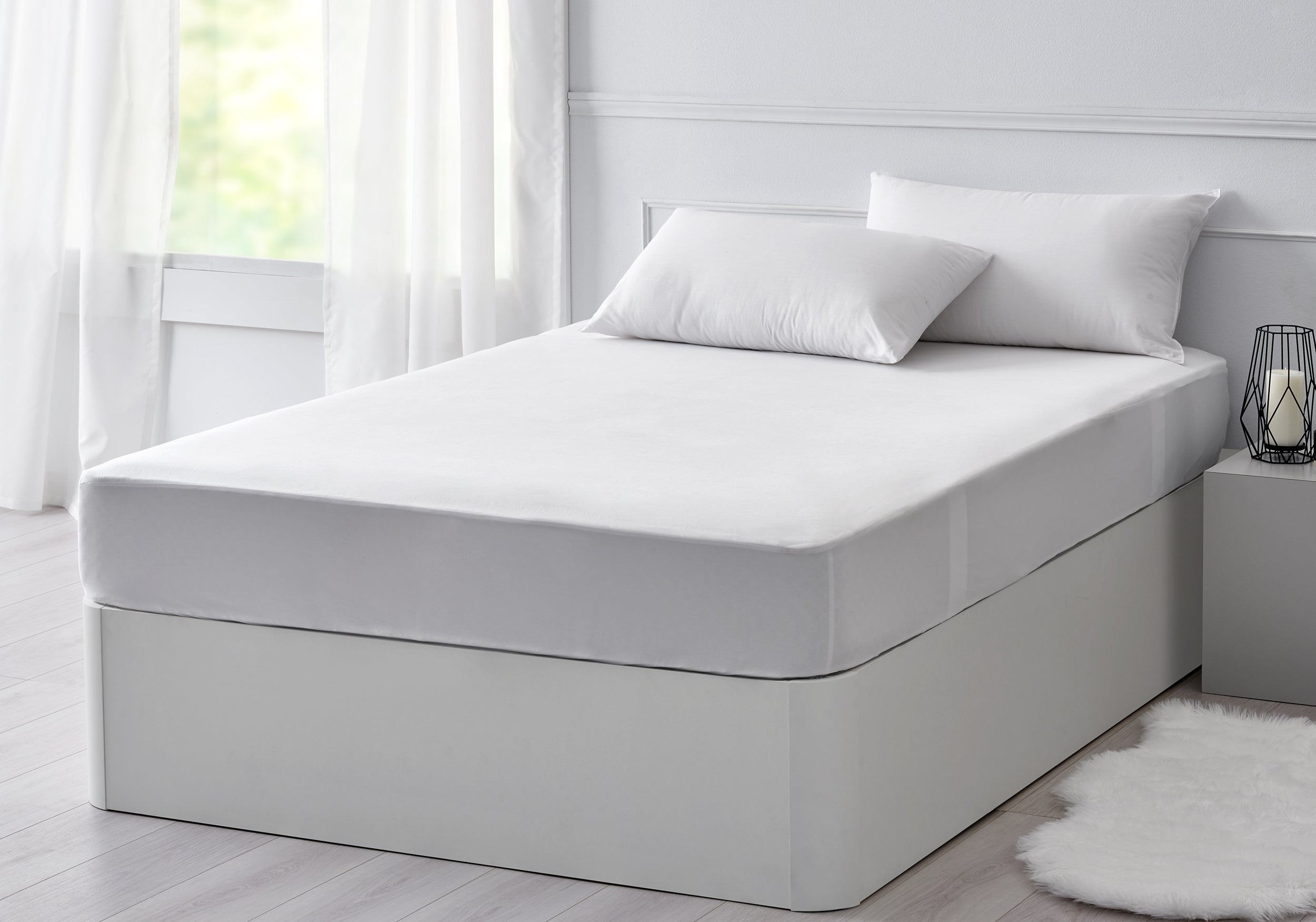 nectar waterproof King size mattress protector