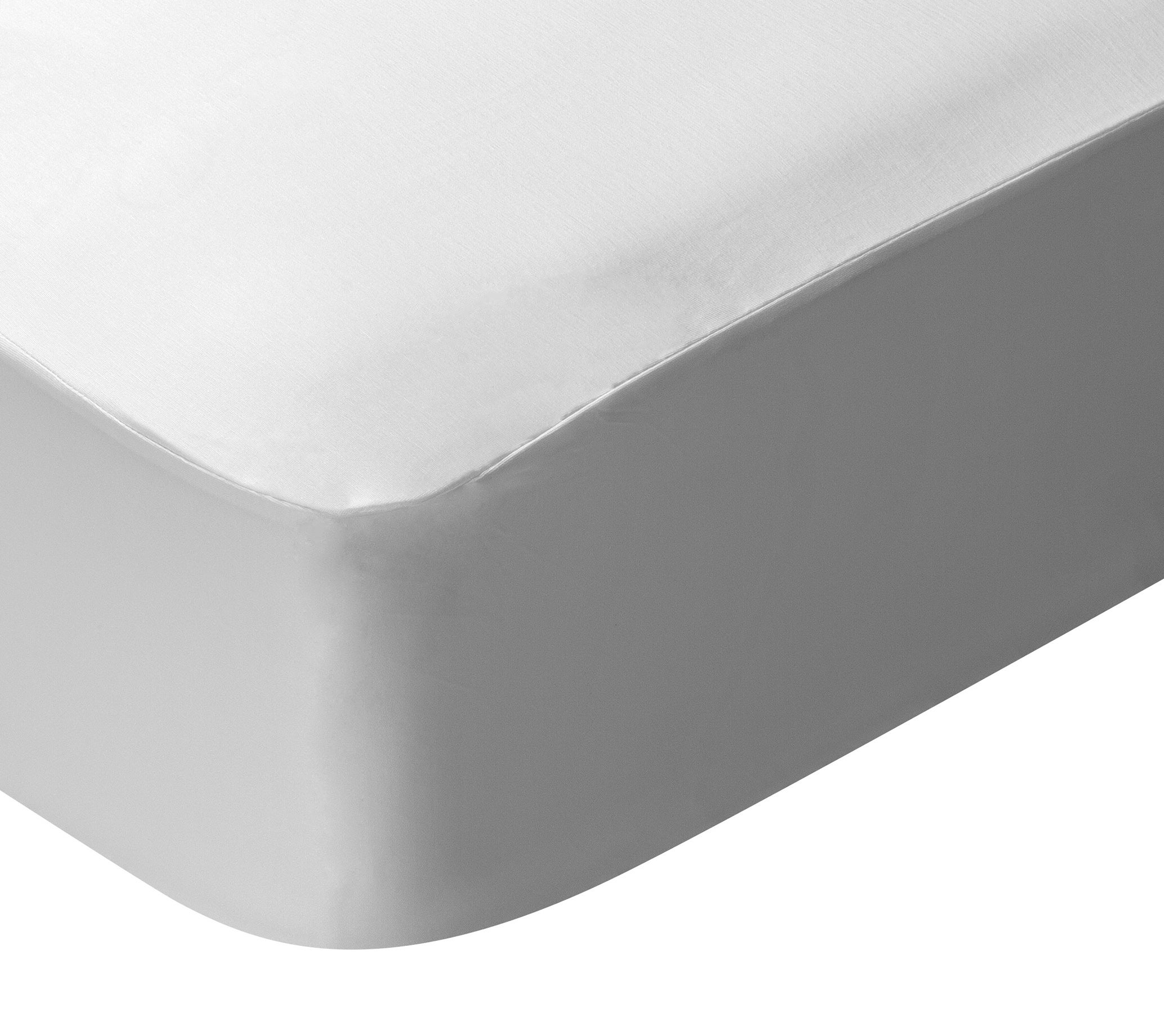nectar King waterproof mattress protector - corner view